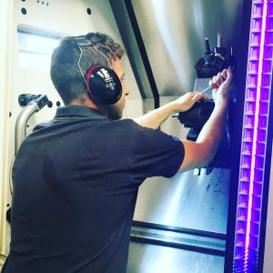 Formación en talleres de mecanizado